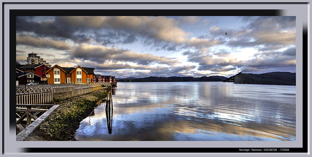 Norvège, Nord-Trondelag, Namsos