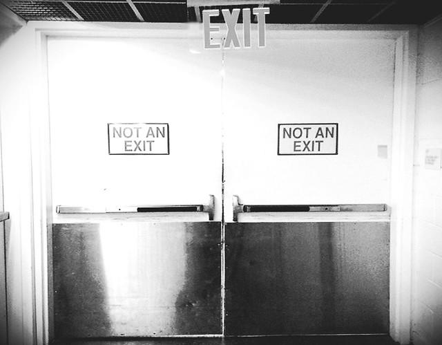 no/exit