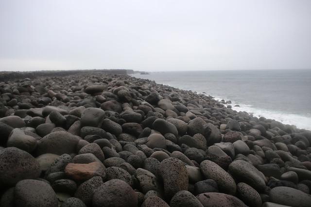 Valahnúkur beach