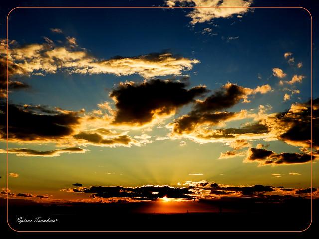 Ηλιοβασίλεμα - Της Δύσης Νυχτωδία !!!