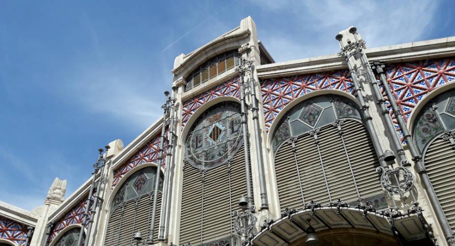 Bezienswaardigheden in Valencia: Mercado Central | Mooistestedentrips.nl