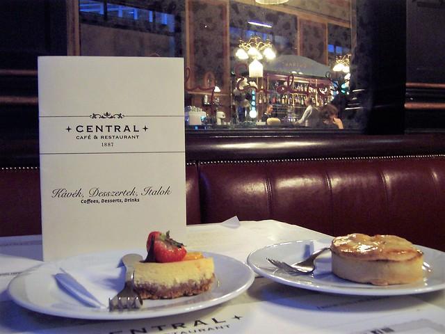 Central Cafe, Budapest