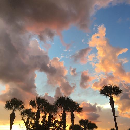 Summer Sunset Sky | by Sam Howzit