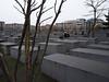 Památník holocaustu, foto: Petr Nejedlý