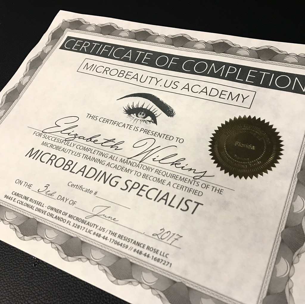 Microblading Training in Orlando, Florida - www microbeaut
