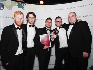 Small Business of the Year - Citrus Electrical Ltd | by Knowsley Council