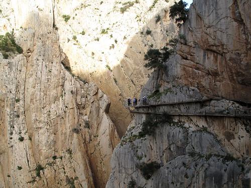 The King's Little Pathway_europanostra ward_caminito del rey_heritage_patrimonio | by Libe_reharq