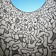 Where's the #bluesky ? / #art by #Mambo. . #völklingen #germany #streetart #graffiti #urbanart #graffitiart #urbanart_daily #graffitiart_daily #streetarteverywhere #streetart_daily #wallart #mural #ilovestreetart #igersstreetart #rsa_graffiti #StreetArt