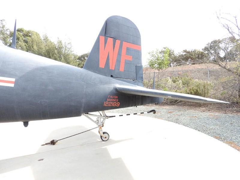 F4U-5N Corsair 1