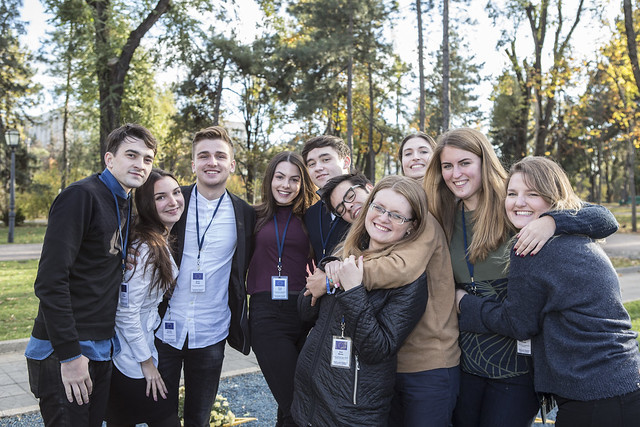 'Young European Ambassadors' visit to the Republic of Moldova