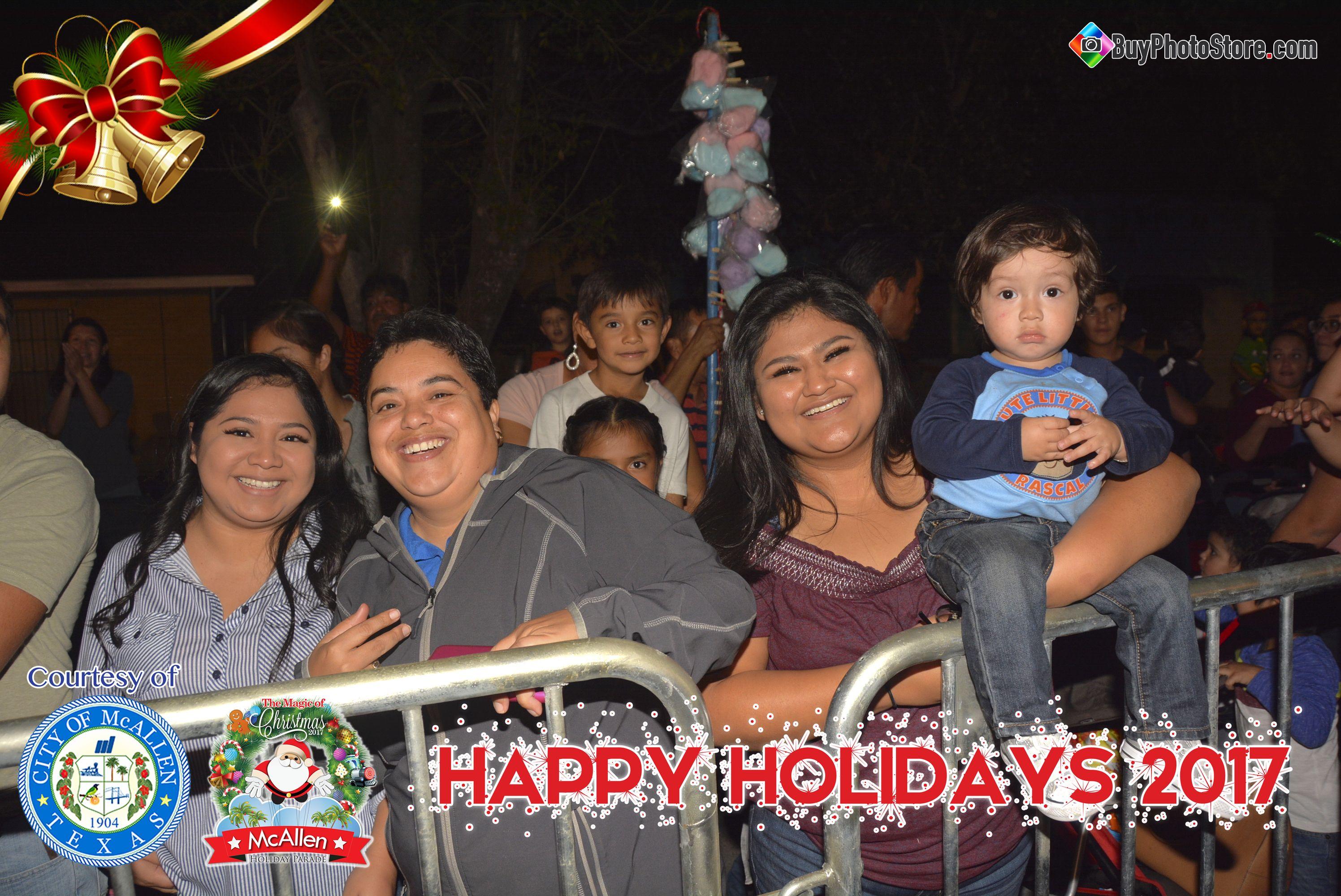 McAllen Holiday Parade 2017 – Part II