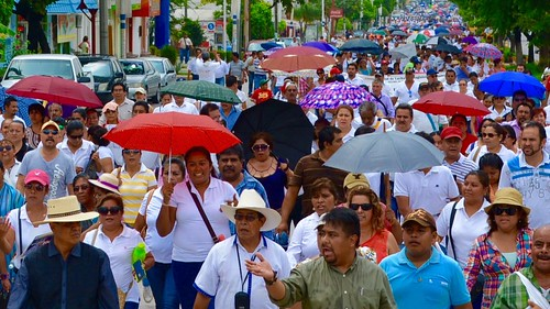 ManifestacionMtrosValles | by La Jornada San Luis