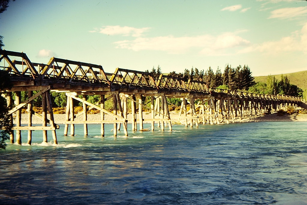 Waitaki Bridge. Kurow (5)