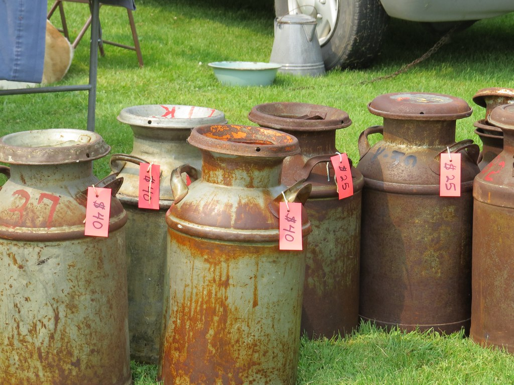 Antigo Wisconsin Flea Market Friday July 3, 2015