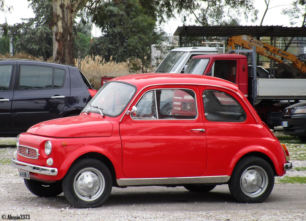 1970 Fiat 500 My Car Francis Lombardi Alessio Flickr