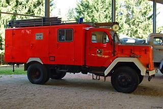 1965 Magirus F Mercur 125 A