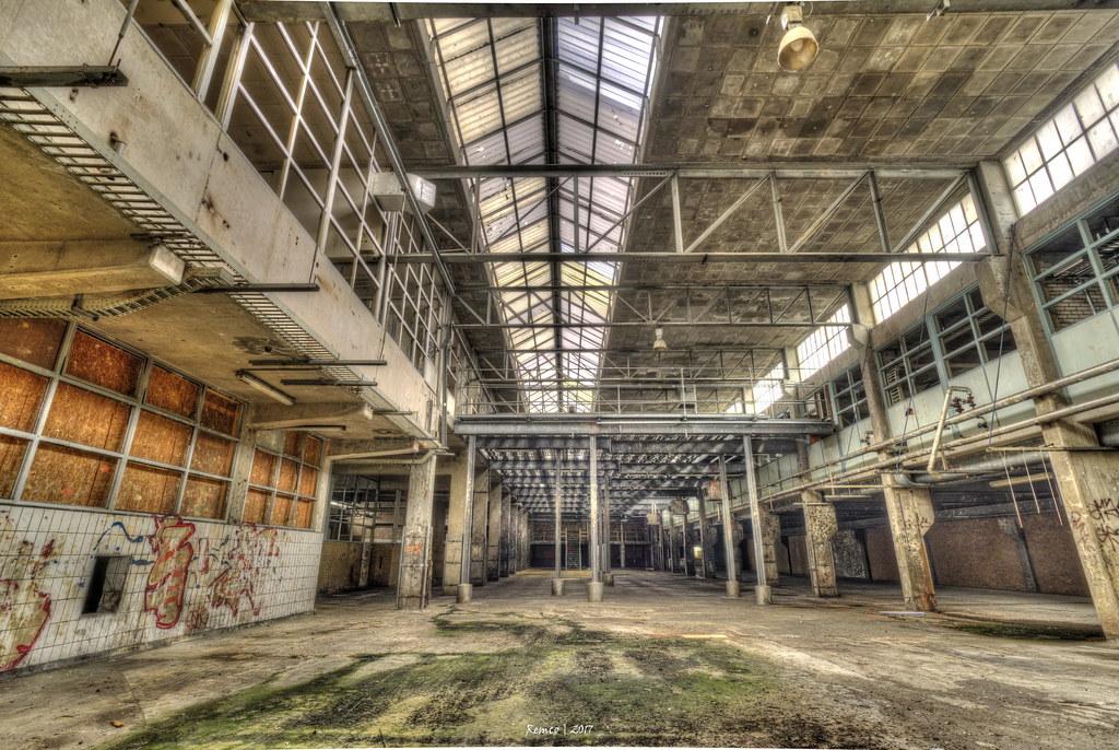 Coberco Arnhem - De Melkfabriek