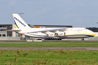 Antonov An-124-100 - UR-82029 - HAJ - 03.11.2017   by Matthias Schichta