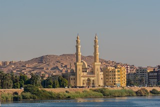 River Nile Cruise From Edfou-Aswan to Luxor Via Esna Water Locks | by Rab,Driver of P300NJB @Grampian Continental..
