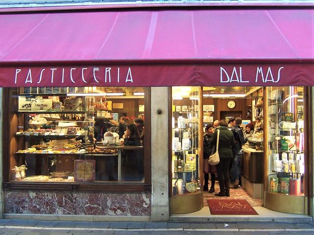 Venice cafe