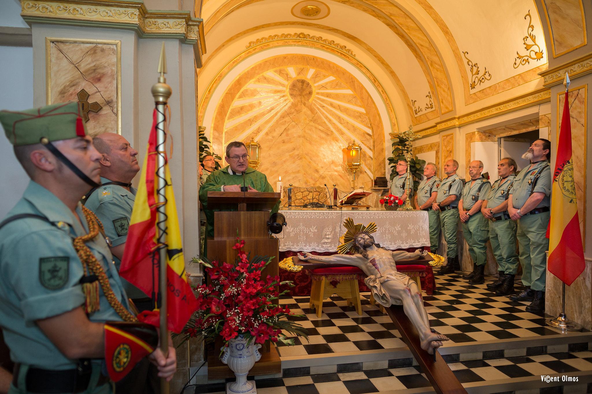 (2017-11-04) - Eucaristía Legionaria -  Vicent Olmos Navarro - (01)