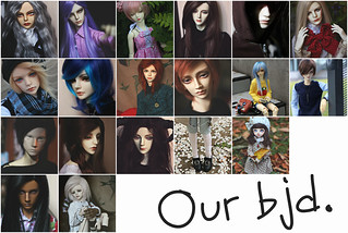 all our bjd | by stephan_swallow