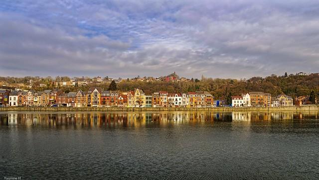 La Meuse Namur - 4128