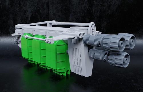 Ore transporter | by Sunder_59