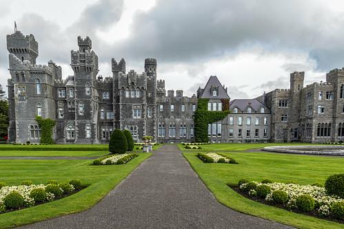 marcial bernabeu bernabéu irlanda ireland irish irlandes castle castillo cong ashford garden jardin composition old history architecture marc
