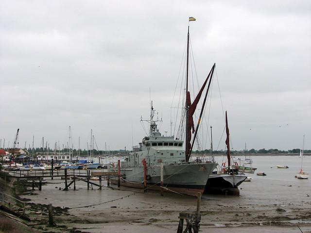 Heybridge Marina