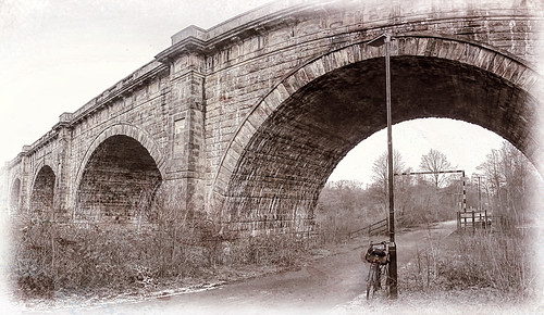 A view of Lune Aqueduct