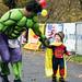 2017 CASA Superhero Run Kids Run Red Heat by Andrew Wilds