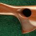 Thumbhole stock - Porter, G.  (12-17)