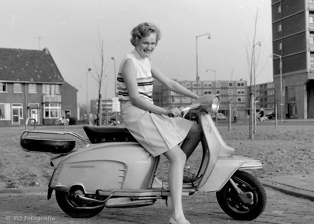 Lambretta 150 Li Special, 1964