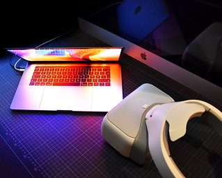 MacBook + DJI Goggles | by Simon Waldherr