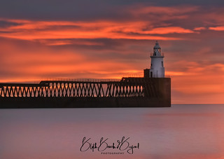 Blyth Pier November 14th