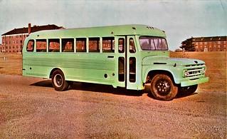 1961 Ford Urban Bus