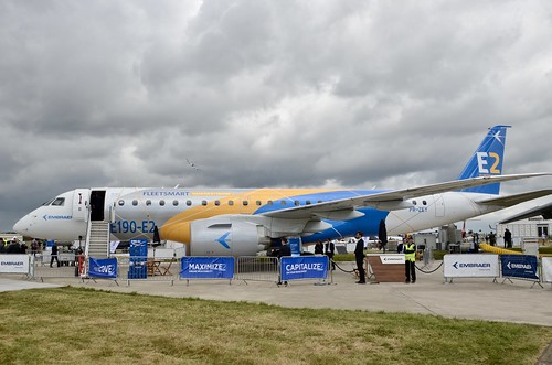 Embraer E190-E2 PR-ZEY | by Jon Ostrower