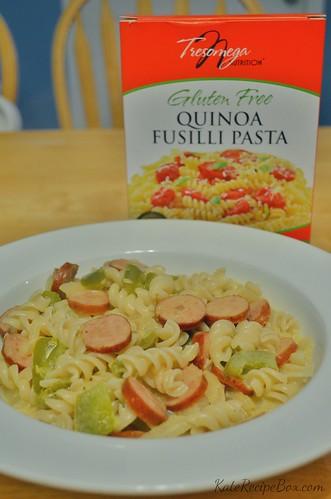 MustardSaucePasta2 | by katesrecipebox
