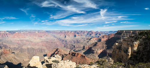 Grand Canyon panorama | by Vironevaeh