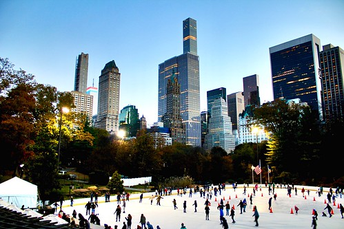 Wollman Rink, Central Park | by subherwal