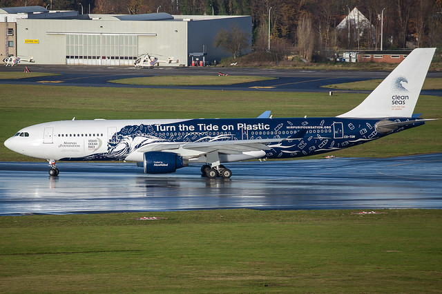 Hi Fly A330-223 CS-TQW