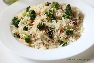 broccoli rice for kids lunchbox | by Lavanya Kumara Krishnan