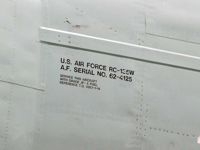 Boeing RC-135W Rivet Joint 3