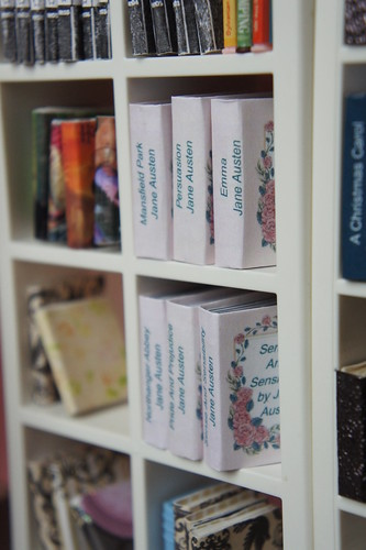 Jane Austen Collection | by GreenEyes87)