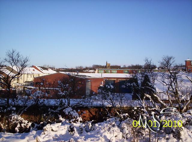 Snow in Walkden 2010 (i)