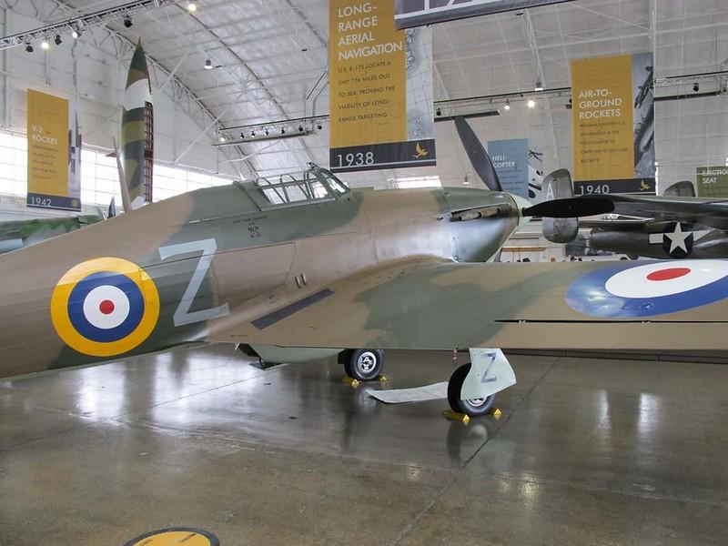 Hawker Hurricane Mk.XII 3