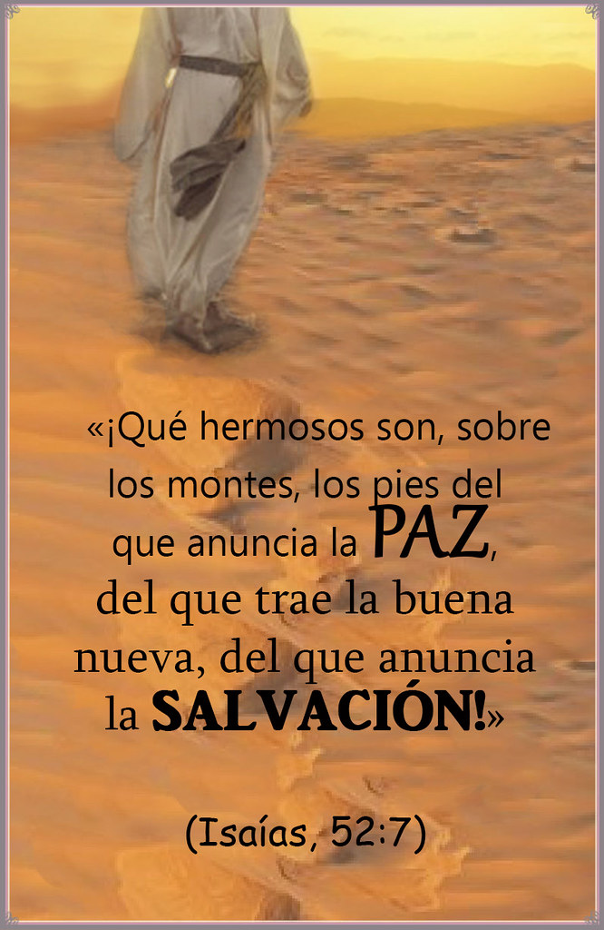 Paz Salvacion Frases Jesucristo Verónica Cruz Flickr