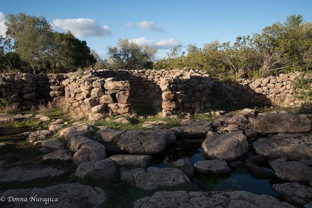 complesso nuragico di Serra Orrios, Dorgali