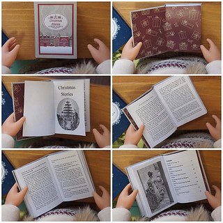 1/3 scale miniature book | by GreenEyes87)